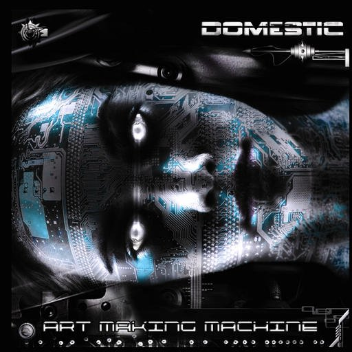 domestic art making machine