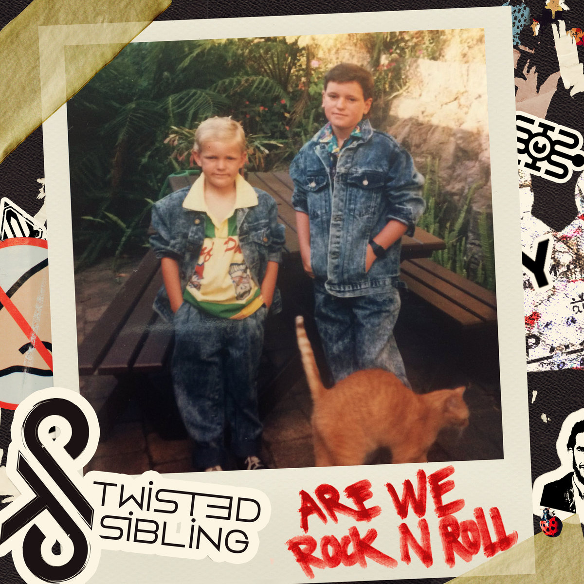 twisted sibling are we rock'n'roll