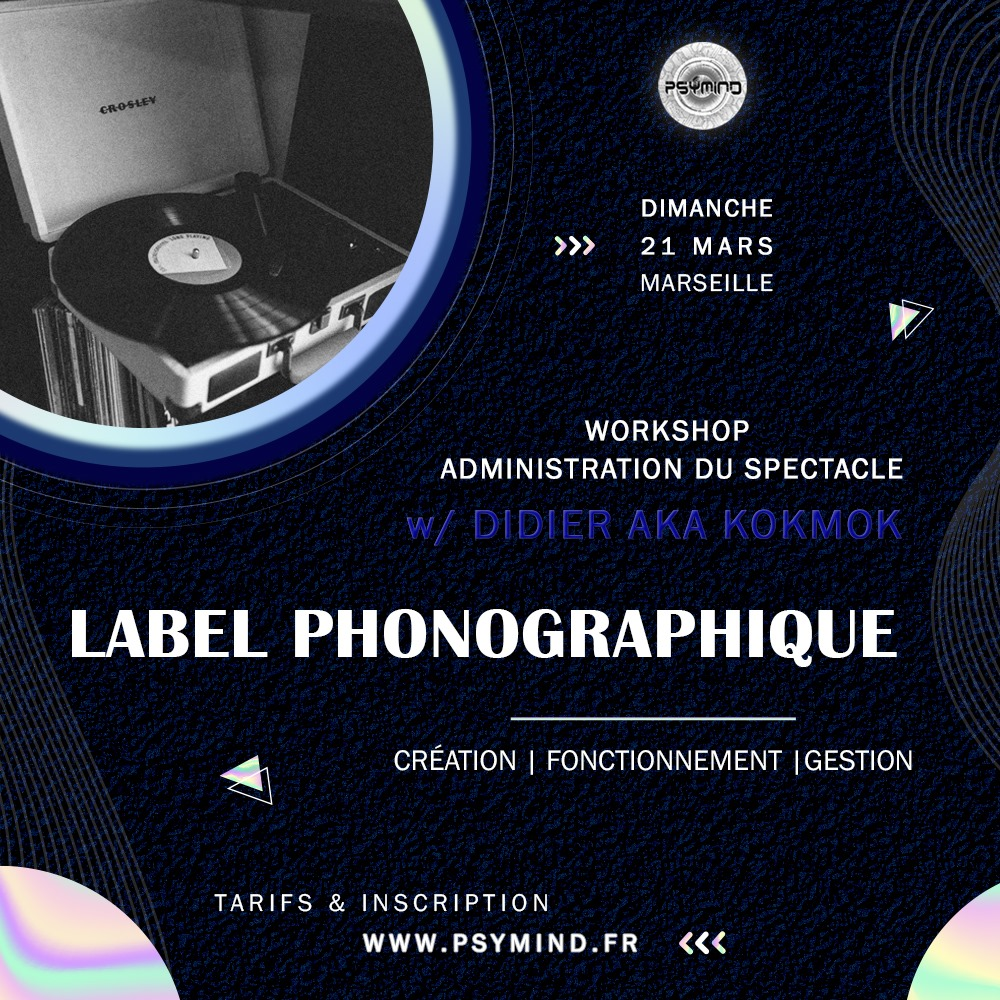 atelier label phonographique